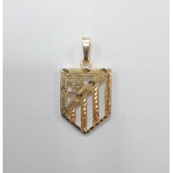 Colgante Oro Escudo At. MadridP010400016