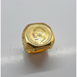 Sello Oro Cuadrado MonedaP023000421