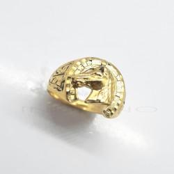 Sello Oro Herradura con CaballoP008501630