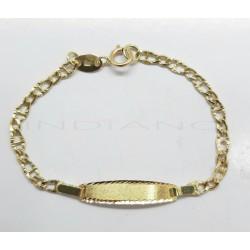 Esclava Oro BebeP021800026