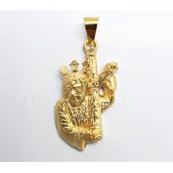Colgante Oro Cristo del Gran PoderP010300182