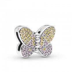 Charm Reflexions Pandora Mariposa Deslumbrante797864CZM