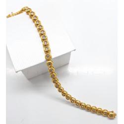 Pulsera Oro Riviere BrillantesP005504075