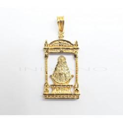 Medalla Oro Palio Virgen Del RocíoP010300056