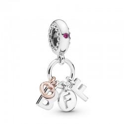 Charm Colgante Pandora Rose Mejores Amigas Para Siempre788165NCC