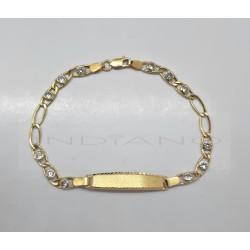 Esclava Oro Bilbaina CirconitasP021800020