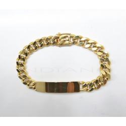 Esclava Oro Barbada HuecaP000201790