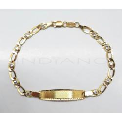 Esclava Oro Bilbaina CirconitasP022400118