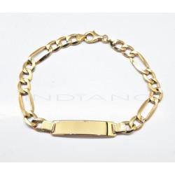 Esclava Oro Cartier 3x1 HuecaP022400136