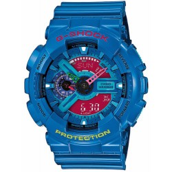 Reloj Casio G-Shock AzulGA-110HC-2AER