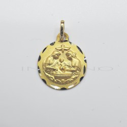 Medalla Oro BautismoP010300363