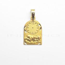 Medalla Oro Capilla Niño y RelojP010300369