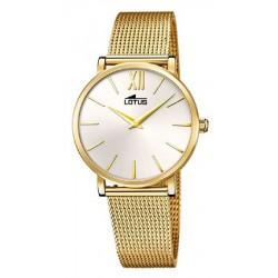 Reloj Lotus Dorado Malla18732/1