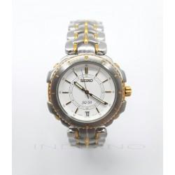 Reloj Seiko Bicolor