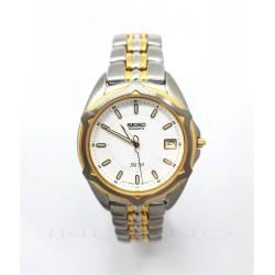 Reloj Seiko BicolorSJR006