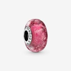 Charm Pandora Murano Ondulado Fancy Pink798872C00