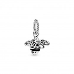 Charm Colgante Charm Sparkling Queen Bee398840C01