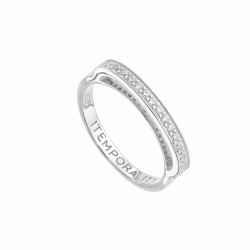 Anillo Itemporality Eternity PlataSRN-101-025-14