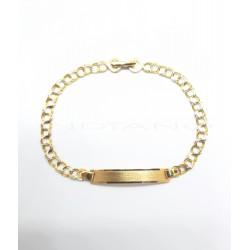 Esclava Oro Eslabón HungaroP009600439