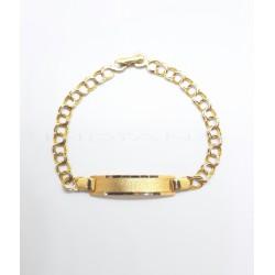 Esclava Oro Eslabón HungaroP009600440
