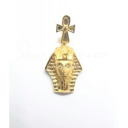 Colgante Oro Esfinge TutankamonP013400130