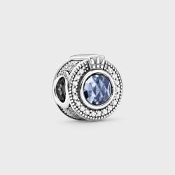 Charm Pandora Corona Azul Reluciente799058C01