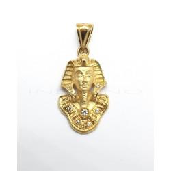 Colgante Oro Esfinge CirconitasP023001731