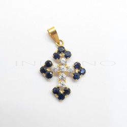 Cruz Oro Circonitas y ZafirosP023000764
