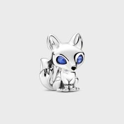 Charm Pandora Zorro de Ojos Azules799096C01
