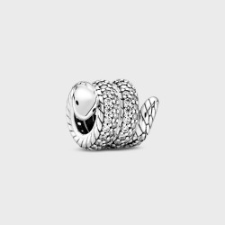 Charm Pandora Serpiente Enroscada Brillante799099C01
