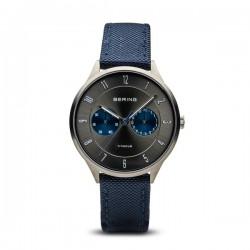 Reloj Bering Titanio Correa Piel11539-873