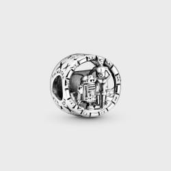 Charm Pandora C-3PO y R2-D2 de Star Wars799245C00
