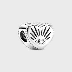 Charm Pandora Corazón El Ojo que Todo lo Ve799179C00