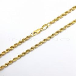 Cordon Oro Fuerte Mediano 60 cmP005505747