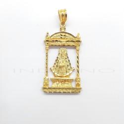 Medalla Oro Palio Virgen del RocíoP010300232