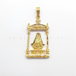 Medalla Oro Palio Virgen del RocíoP010300257