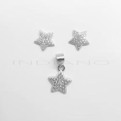 Juego Plata Estrellas CirconitasP025100819