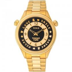 Reloj Tous Tender Time Dorado100350460