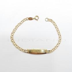Esclava Oro Eslabón HungaraP026800005