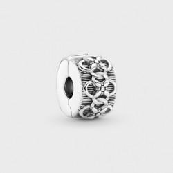 Clip Pandora Estampado de Flores799316C00