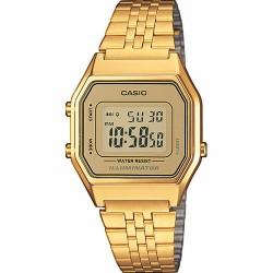 Reloj Casio Retro DoradoLA680WEGA-9ER