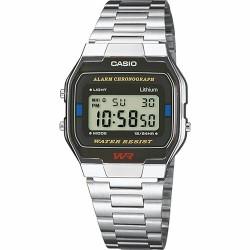 Reloj Casio Digital RetroA163WA-1QES