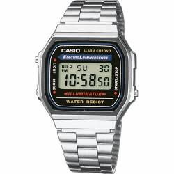 Reloj Casio Digital RetroA168WA-1YES