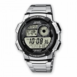 Reloj Casio Digital Bateria 10 AñosAE-1000WD-1AVE