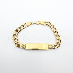 Esclava Oro Bilbaina HuecaP023001394
