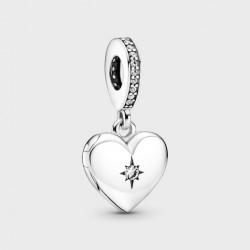 Charm Pandora Colgante Medallón Corazón Abierto799537C01