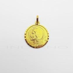 Medalla Oro SantoP005505211