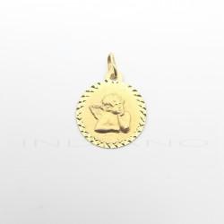 Medalla Oro Angelito Bisel Labrado