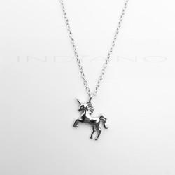 Gargantilla Plata Motivo UnicornioP026500015
