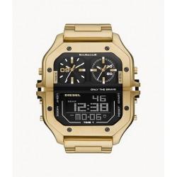 Reloj Diesel Clasher DoradoDZ7454